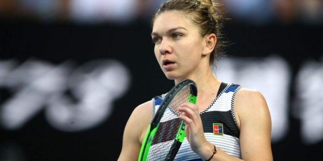 Nu ma stresez de clasament!  Decizia luata de Simona Halep dupa eliminarea de la Australian Open