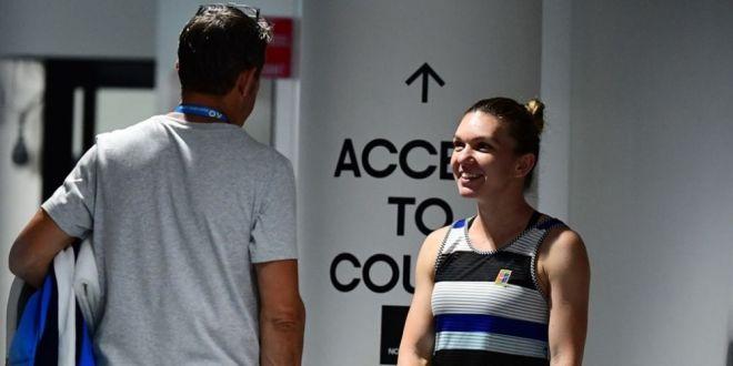 Simona Halep, prima reactie despre noul antrenor! Cand incepe colaborarea cu Thierry Van Cleemput