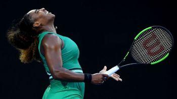 """A hartuit-o pe Serena!"" Analiza la sange a finalei din optimi, facuta de o colega de circuit: Ce i-a lipsit Simonei ca sa obtina victoria"