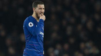 """""""I-am frustrat pe toti! Si pe Mourinho, si pe Sarri! Il voi frustra si pe urmatorul antrenor!"""" Declaratia neasteptata a lui Eden Hazard"""