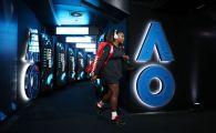 Serena Williams a explicat de ce a intrat prima pe teren inaintea meciului cu Halep! Ce spune despre GAFA care a starnit controverse