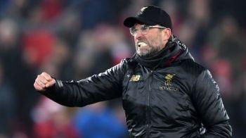 Performanta incredibila reusita de Klopp! Liverpool devine primul club din ISTORIE care reuseste asta