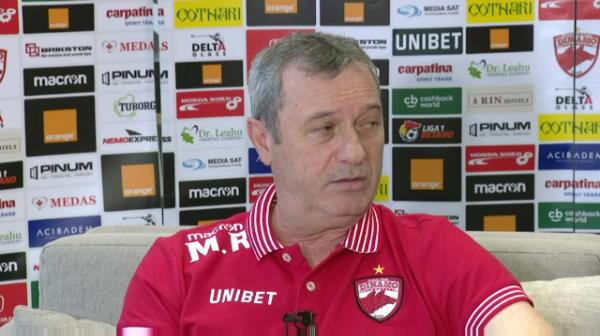 "Mircea Rednic: ""I-am spus lui Dragos Grigore sa vina la Dinamo!"""