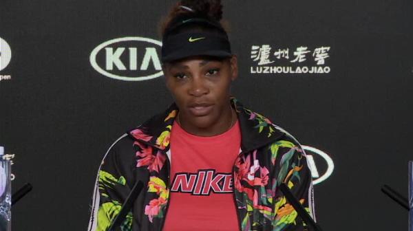 """Serena Williams: """"Am jucat cu liderul mondial. Simona e acolo pentru ca merita"""""""