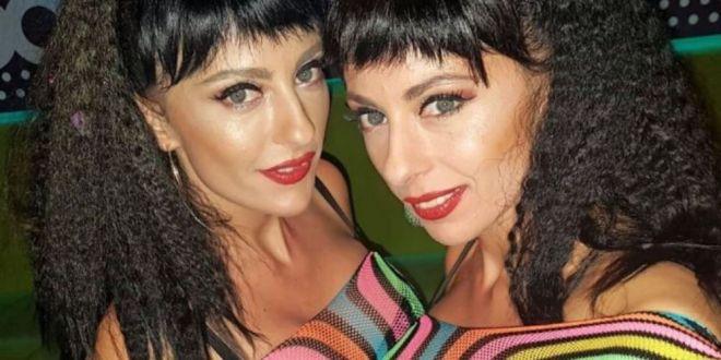 Cheeky Girls s-au întors. Surorile gemene Monica și Gabriela au concert