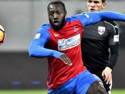 Reactia lui Gnohere dupa ce Becali i-a anuntat transferul de la FCSB! Dezvaluire din cantonamentul echipei de la Marbella