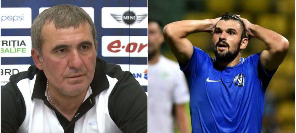 """Acuzatii grave: """"Hagi stia de problemele lui Vodut cu pariurile, dar e incapatanat!"""" Un nume important din fotbalul romanesc spune ca si alti oameni cunosteau situatia atacantului"""