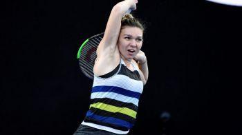 """Simona Halep poate pica pe locul 4 WTA: """"Nu sunt stresata!"""" Cum arata calculele pentru clasament"""