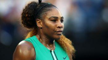 """Serena Williams e lasata sa foloseasca ""tratamente"". ADICA VRAJEALA!"". Acuzatii grave dupa revenirea acesteia in circuitul WTA, la 37 de ani"