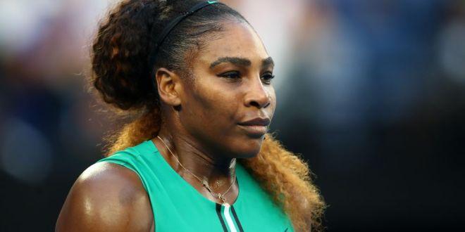 Serena Williams e lasata sa foloseasca  tratamente . ADICA VRAJEALA! . Acuzatii grave dupa revenirea acesteia in circuitul WTA, la 37 de ani