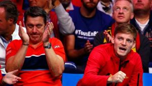 "Cum este Thierry Van Cleemput, noul antrenor al SimoneI Halep: ""Vorbeste mult si radem bine!"" Mesajul lui Goffin"