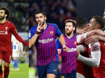 Barcelona, Arsenal si Liverpool SE LUPTA pentru un nou pusti-minune al fotbalului! Brazilianul care a dat pe spate cele mai mari cluburi din Europa