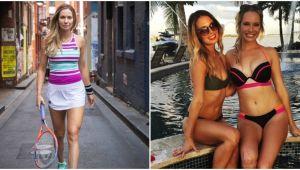Danielle Collins, semifinalista de la Australian Open, SEXY in costum de baie. Imaginile cu care a incendiat internetul. FOTO