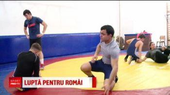 Un luptator cecen si unul din Republica Moldova pot lua medalii pentru Romania la Olimpiada de la Tokyo! Cecenul Saritov a luat bronzul la Rio