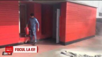 GENIAL! :)) Ce a putut sa faca Diego Costa in vestiar: l-a lasat in chiloti pe Lucas Hernandez dupa ultima boacana