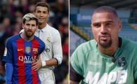 Raspunsul spectaculos al lui Kevin-Prince Boateng cand a fost intrebat care e mai bun dintre Messi si Cristiano