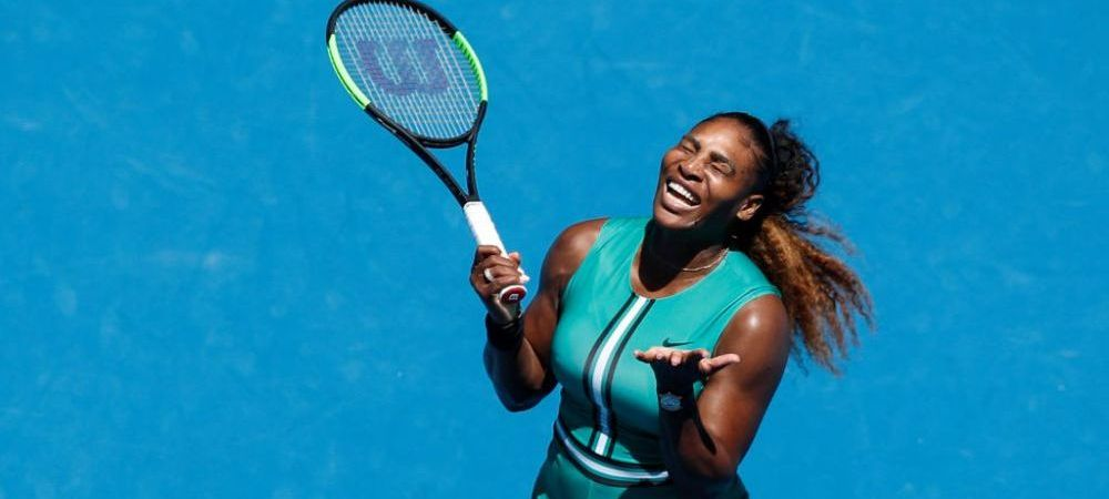 "Serena Wiiliams, PRIMA REACTIE dupa eliminarea de la Australian Open: ""A jucat nebuneste!"" VIDEO"