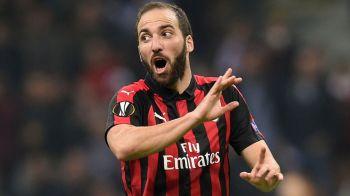 OFICIAL! Higuain pleaca la Chelsea, Milan l-a luat pe golgheterul dorit de Real si Barcelona. Afacerea zilei