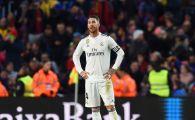 """Real Madrid, macinata de tensiuni! """"Sergio Ramos a pierdut respectul colegilor"""" Capitanul poate pleca de pe Santiago Bernabeu!"""