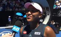 Naomi Osaka i-a facut pe toti sa rada! Cum a reactionat dupa ce a preluat sefia clasamentului WTA. VIDEO