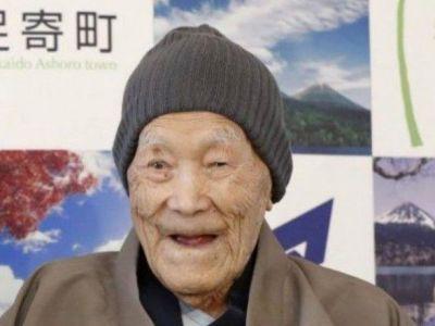 A murit cel mai batran barbat din lume la 113 ani