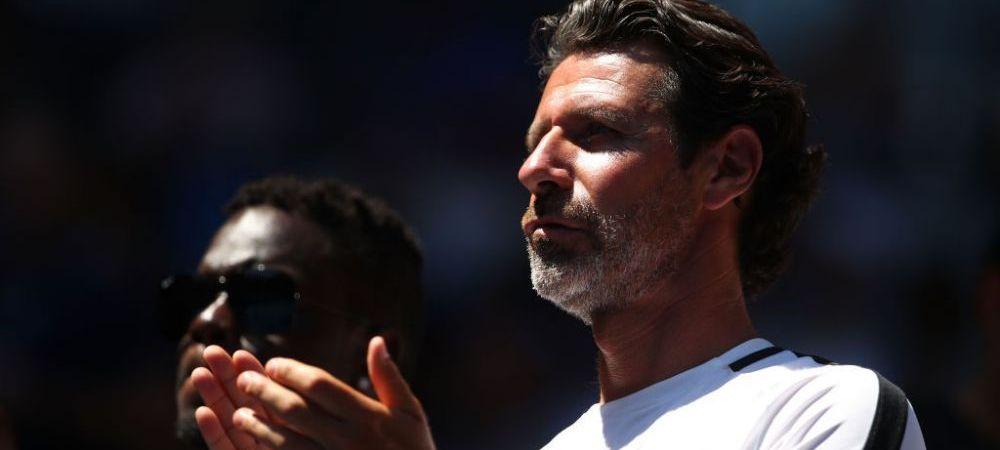 """Patrick Mouratoglou, antrenorul Serenei Williams, a COMIS-O din nou! Francezul a dat iar indicatii din loja! """"Pur si simplu nu se poate abtine, il doare-n cot, e jalnic!"""""""