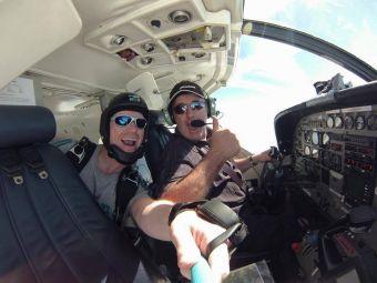 """Incredibil ce a scris pe Facebook pilotul avionului in care se afla Emiliano Sala! """"Nu pot sa cred"""""""
