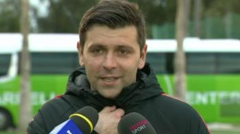 """FCSB 1-1 Dinamo Kiev   Rusescu da in Dica dupa primele meciuri sub comanda lui Teja: """"Asta e o prostie!"""" Reactia atacantului dupa cele trei egaluri reusite in Spania"""