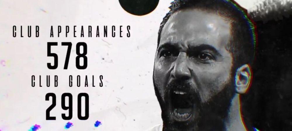 Gonzalo Higuain, oficial jucatorul lui Chelsea! Anuntul facut de clubul londonez