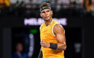 Rafael Nadal, primul finalist de la Australian Open! Ibericul a trecut in semifinale de noua revelatie a tenisului mondial masculin. VIDEO