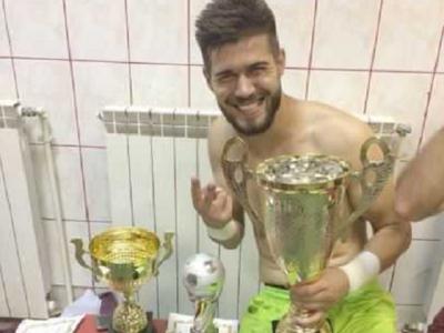 """Singurul fotbalist roman din Gibraltar! A plecat de la Rapid, acum vrea sa devina campion: """"E o sansa pentru cupele europene"""""""