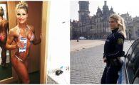 Cea mai SEXY politista, parasita de iubit dupa 10 ani! Mesajul de adio. FOTO