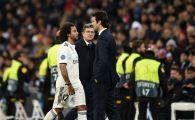 "Un fost antrenor de la Real Madrid avertizeaza! ""Marcelo se ingrasa daca nu joaca"" Ce mesaj are pentru Santiago Solari!"