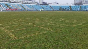 """""""Forzza Steaua"""" Stadionul Farului a fost vandalizat! Arena, lasata in paragina de autoritatile locale!"""