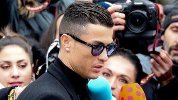 ORDINUL a venit direct de la presedintele tarii! Lovitura primita de Ronaldo imediat dupa condamnarea pentru evaziune