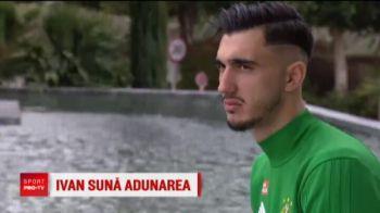 Andrei Ivan strange un oras intreg pe National Arena la EURO 2020! Fotbalistul de la Rapid Viena ii raspunde din nou lui Becali care spune ca-l aduce in vara la FCSB