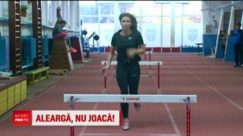 Aur olimpic si un Oscar! Bianca Toader e atleta care vrea sa dea lovitura in lumea filmului