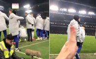 """""""Stati, ba, jos!"""" Ce s-a intamplat in timpul meciului Chelsea - Tottenham! Fanii au fost impresionati!"""