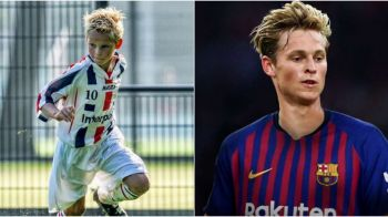 In 2015 l-au vandut cu 1 EURO, acum Barca l-a luat cu 75.000.000! Cati bani va incasa primul club al lui Frenkie De Jong de la Ajax