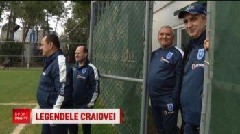 El e singurul care a prins ultimul titlu la Craiova si a dormit in patul lui Maradona! Povestea lui Nea Aurica, omul care are grija de Mitrita