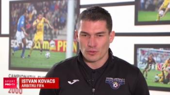 """Arbitrii romani cer schimbari in Liga I: VAR-ul, prioritatea no.1! Istvan Kovacs: """"Asa poate nu mai plecam huiduiti de la meciuri"""""""