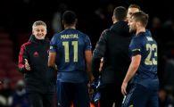 United e de neoprit! RECORD INCREDIBIL stabilit de Solskjaer dupa meciul cu Arsenal din Cupa Angliei