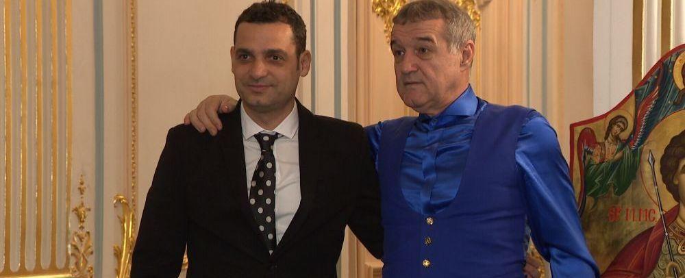 Gigi Becali si Mihai Teja, o legatura profunda de familie!