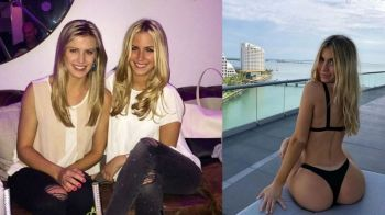 Eugenie Bouchard are concurenta serioasa! Sora ei geamana face furori pe internet! Cine este Beatrice Bouchard! FOTO
