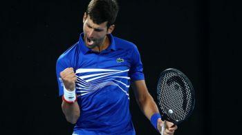 Novak Djokovic castiga Australian Open: 6-3, 6-2, 6-3! E prima finala de Grand Slam pierduta de Nadal in minimum de seturi