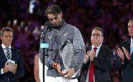 """Reactia lui Rafael Nadal dupa ce a pierdut finala cu Novak Djokovic: """"Nu am fost capabil sa joc la nivelul meu. Voi continua sa lupt!"""""""
