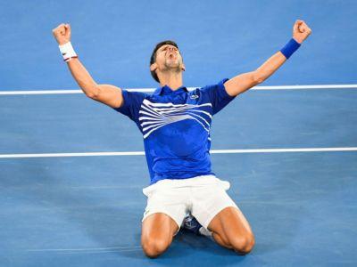 Cand bodyguardul devine asasinul! Mihai Mironica, dupa victoria zdrobitoare a lui Djokovic in fata lui Nadal