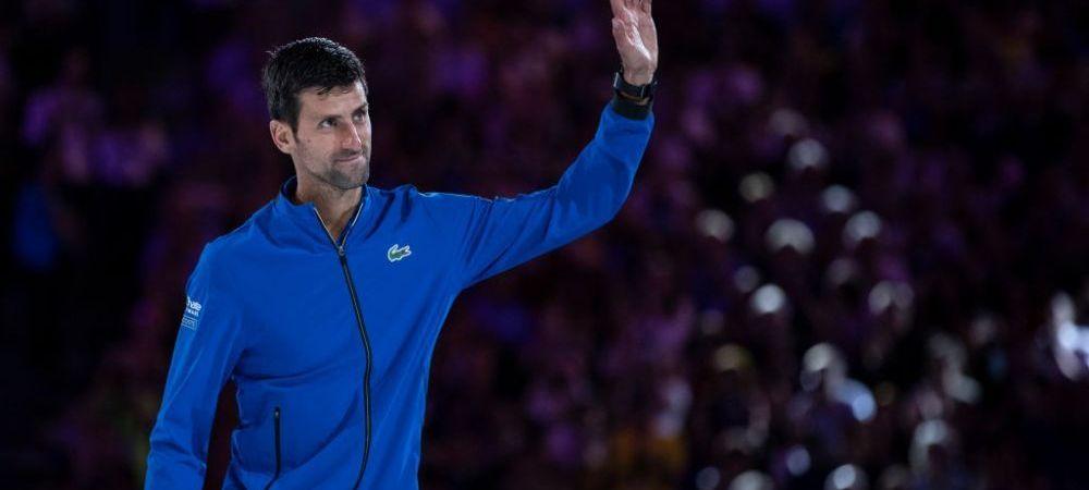 Faza zilei la Australian Open! Gestul prin care Novak Djokovic si-a cucerit fanii! VIDEO