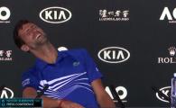Novak Djokovic i-a facut PE TOTI SA RADA la conferinta de presa! Replica sarbului. VIDEO
