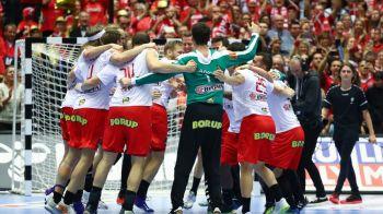Danemarca, noua campioana mondiala la handbal! Danezii i-au pulverizat pe norvegieni; Franta a cucerit medaliile de bronz